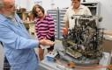 Maszyna, która służy do niczego w muzeum rzemiosła
