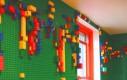 Ściana do klocków Lego