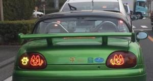 Koci samochód