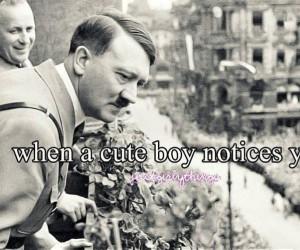 Kiedy zauważy Cię słodki chłopak
