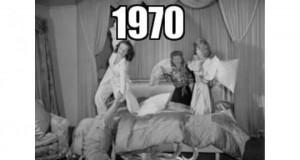 Wieczorki dziewczyn: kiedyś i dziś