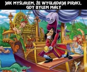Jak wyglądają piraci