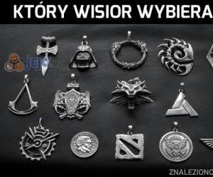 Który wisior wybierasz?