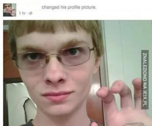Zmiana profilowego