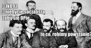 Piernik jest ciekawszy niż socjalizm