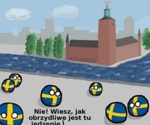 Szwedzkie jedzenie