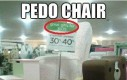 Pedo fotel