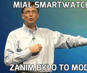 Miał smartwatcha