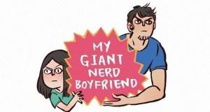 Chłopak i dziewczyna grają w RPG