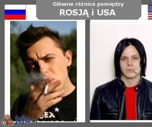Rosja vs USA - Nastolatkowie