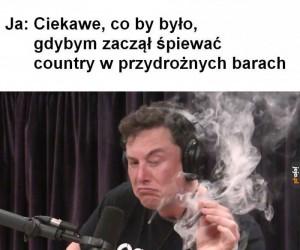Kosmiczne country