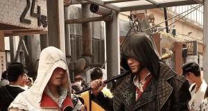 Ezio spotyka Jacoba