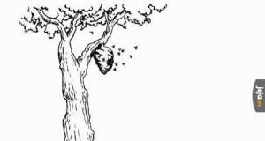 Samobójstwa Zajączka: Gniazdo os