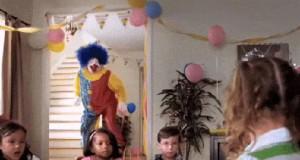 Wejście klauna