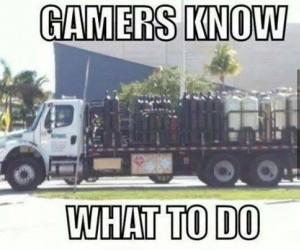 Gracze wiedzą co zrobić