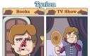 Gra o Tron: Książki vs Serial