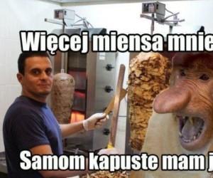 Mięso to podstawa