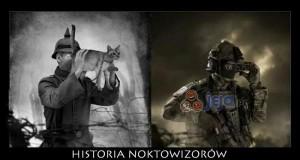 Historia noktowizorów