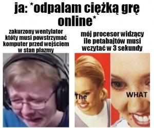 Ciężka gra online