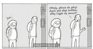 Ech, co za komiks...