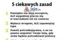 5 ciekawych zasad