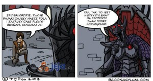 Spiderlord - grunt to gospodarka