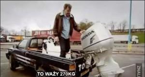 To waży 270kg