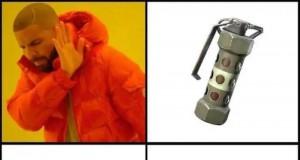 Jak nie kochać granatów błyskowych?