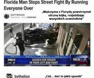 Floryda pozdrawia