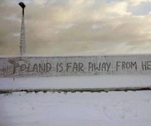 Polska jest daleko od nieba