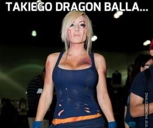 Takiego Dragon Balla...