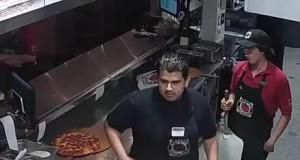 Bohaterskie ratowanie pizzy