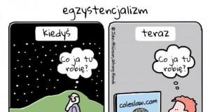 Egzystencjalizm kiedyś i teraz