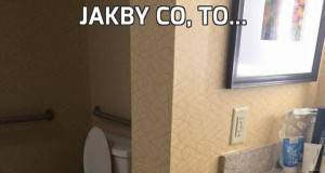Jakby co, to...