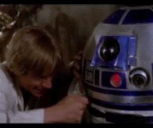 R2, zła wiadomość...