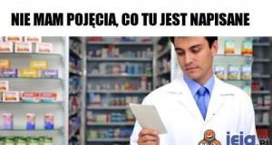 Lekarze...