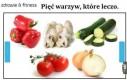 Warzywa, które leczo