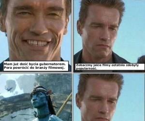 Nowy pomysł Schwarzeneggera