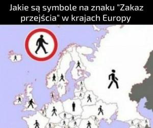 Polacy jak zwykle zrobili po swojemu