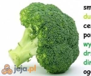 Kupuj brokuły i jedz je