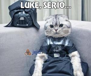 Luke, serio...