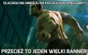 Dlaczego nie umieścili na plecach Hulka reklamy?