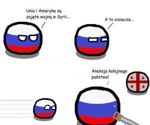 Rosja, ty cwaniaku...