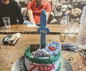 Najlepszy tort urodzinowy ever