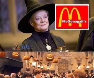 McGonagall's