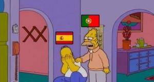 Wielkie porażki Portugalii i Hiszpanii