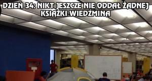 Spróbuj wypożyczyć Wiedźmina w bibliotece