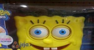 Zjarany Spongebob