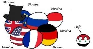 Wszystkich obchodzi tylko Ukraina