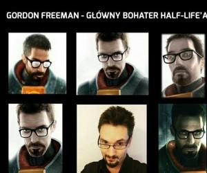 Przecież to Gordon Freeman!